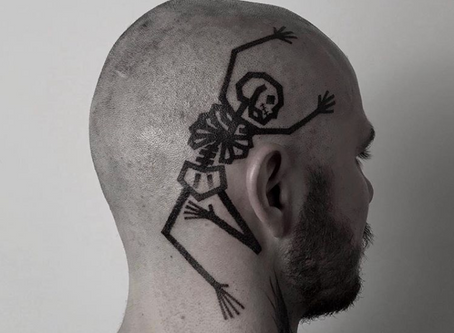 THE WORLD OF TATTOOS: KEVIN ZAMARIAN