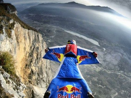 WING SUIT: ARE YOU READY TO FLY?