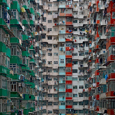 AN ARCHITECTURE OF DENSITY: MICHAEL WOLF