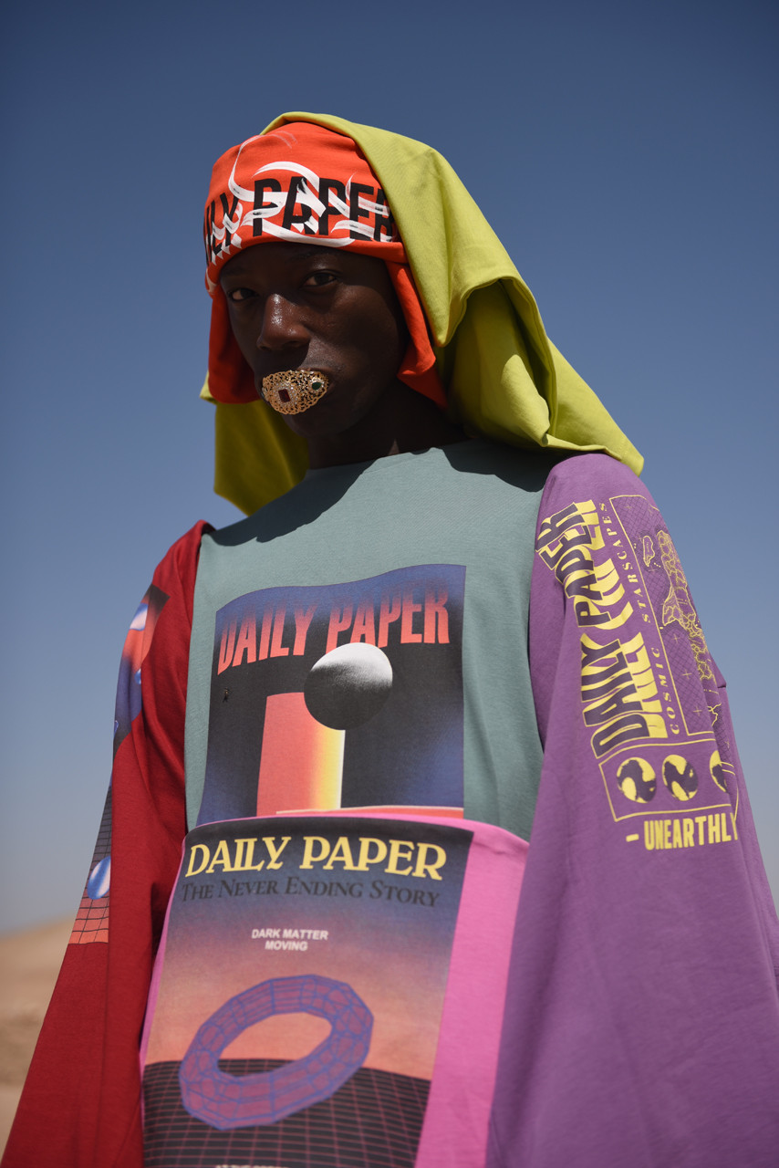 Daily paper fall winter collection