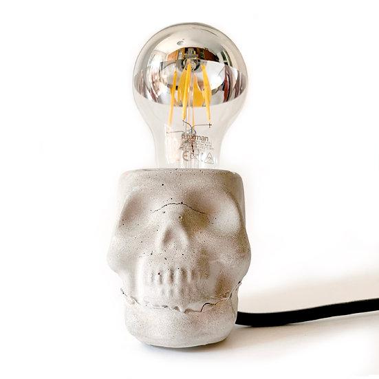 BABY SKULL LAMP