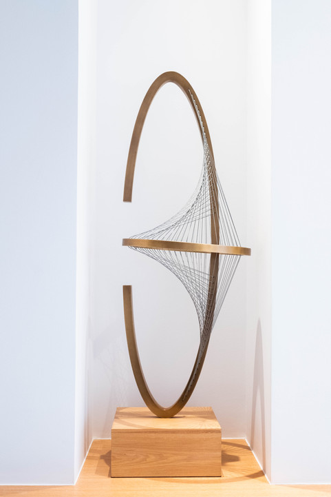 Interior designer Lourdy Ghorayeb's artworks