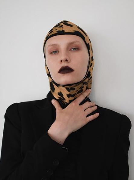 Fashion brand Giuseppe Buccinà campaign shot