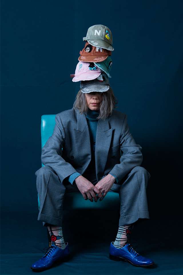 Fashion brand Kapital ad image