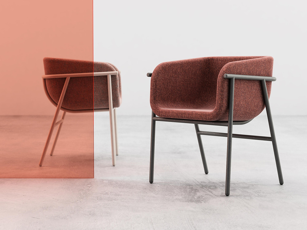 Domenico Santoro : Italian designer studio pastina makes minimalistic chair