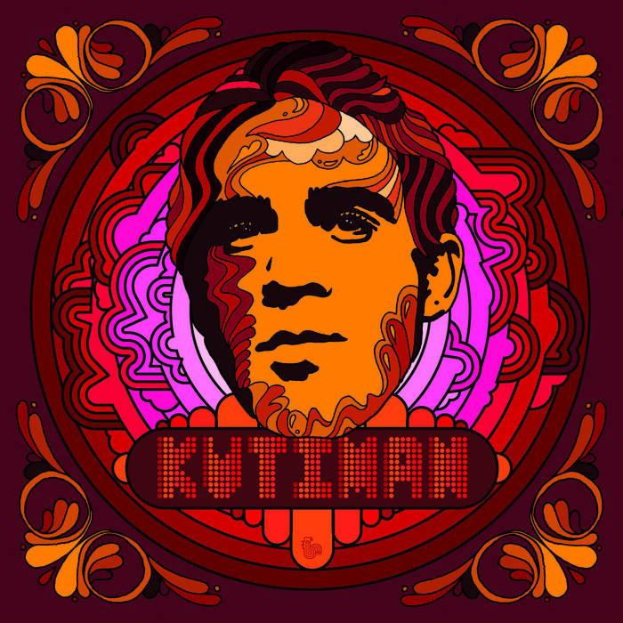 Music artist Kutiman's album Kutiman cover