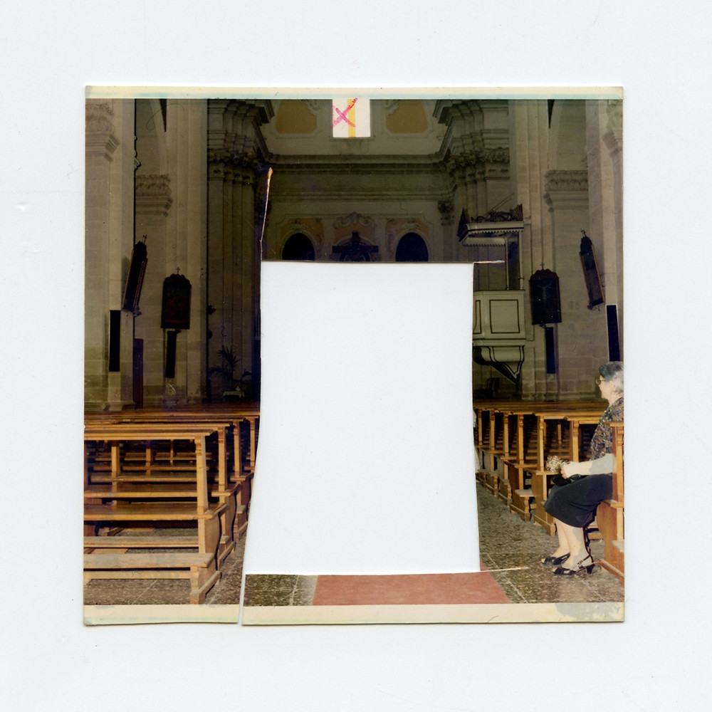 Italian photographer Cristina de Paola's shoot of the inside of a church