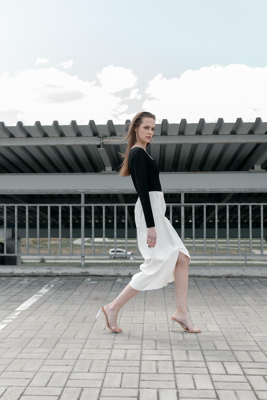 High fashion brand Leorgofman shoot
