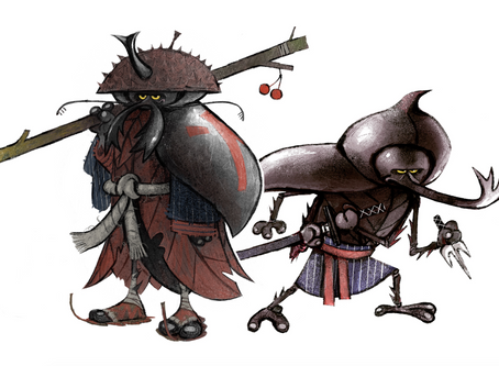FUTURE BEST FRIENDS & CHARACTER DESIGN WITH NICHOLAS OLIVIERI