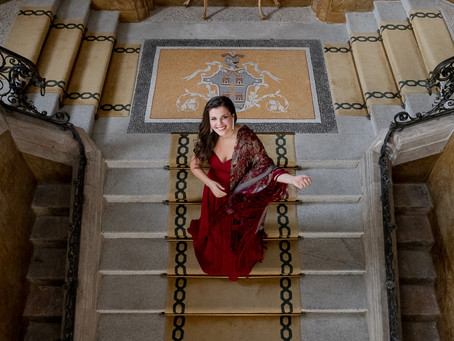 CATERINA PIVA: MY LIFE IN THEATER SURROUNDED BY MUSIC