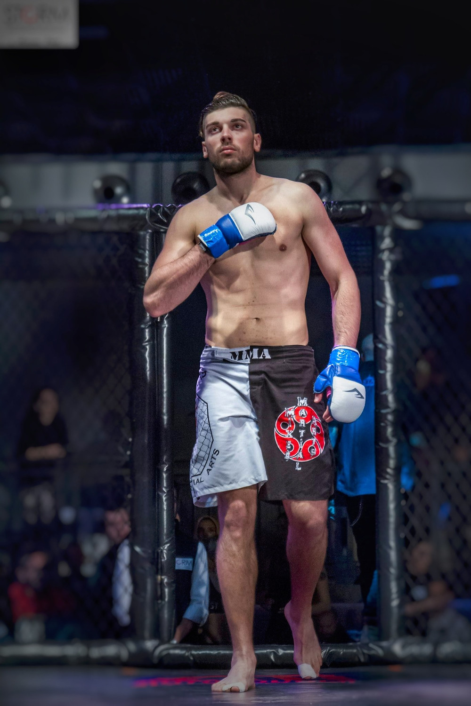 PAOLO ANASTASI MMA fighter