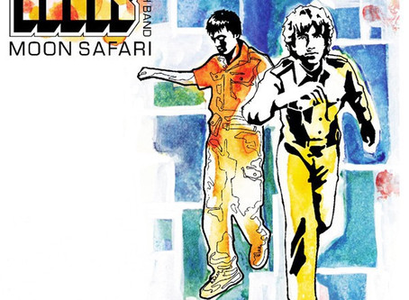 MOON SAFARI - THAT CHANGED EVERYTHING FOR THE DUO AIR