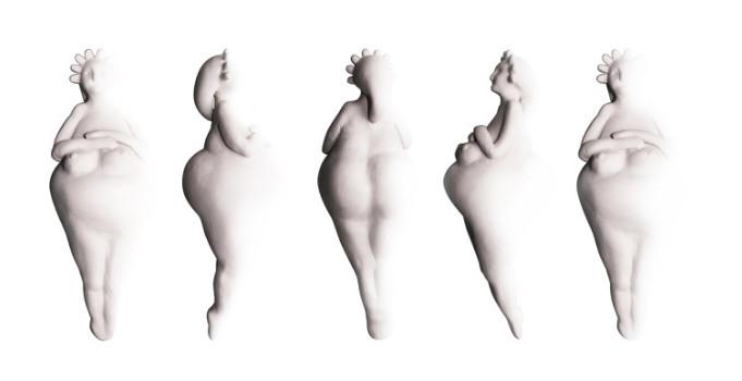 Italian designer Camilla Brunelli's work