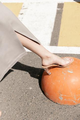 High fashion brand Leorgofman campaign shoot