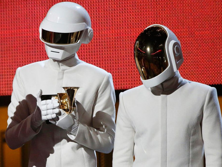 DAFT PUNK: THE HARDER, BETTER, FASTER, STRONGER DUO OF ELECTRONIC MUSIC