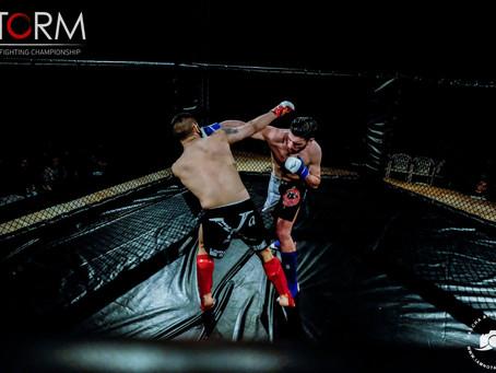 PAOLO ANASTASI: MMA AS A LIFE LESSON