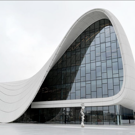 DISCOVER AZERBAIJAN: A NEW ART DESTINATION