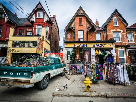 TORONTO STYLE: FROM STREET ART TO STREET WEAR