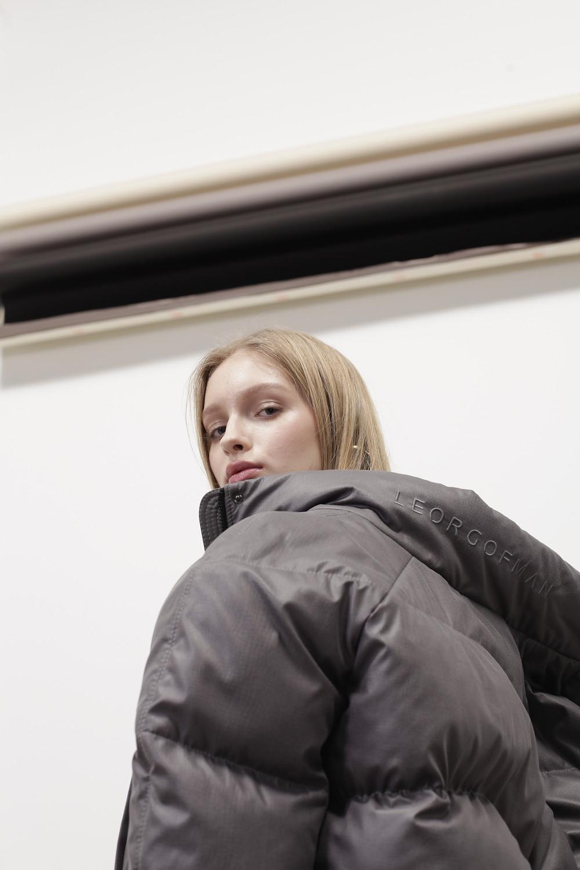 High fashion brand Leorgofman shoot for fall winter 2019 campaign