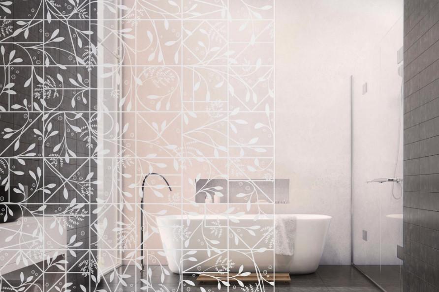 Italian designer Camilla Brunelli's bathroom design