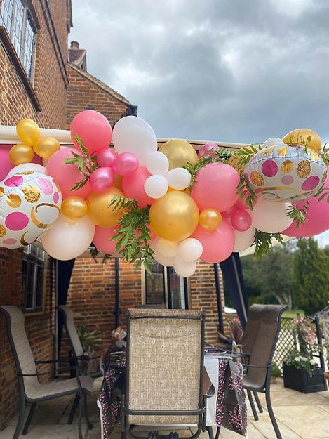 60th birthday celebrations