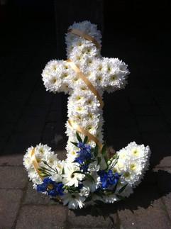 funeral flowers ancor tribute. chobham f