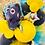 Thumbnail: Disney Dory/ Nemo themed number balloon column