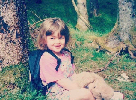 From maddening toddler to motivated ecologist: thoughts on growing up on the Black Isle