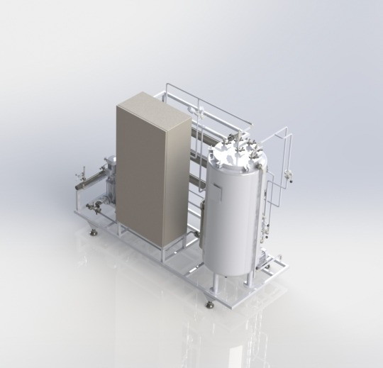 Projeto 3D - Osmose Reversa