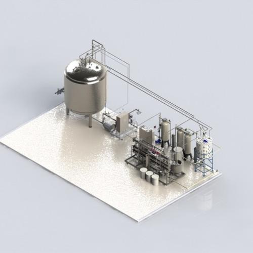 Sistema para Tratamento de Água