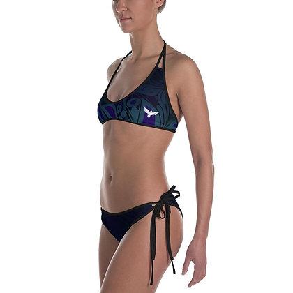 Find Your Coast Reversible Swimwear Pacific Supply Bikini