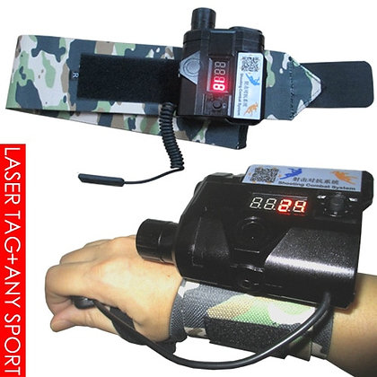 Laser Tag  Player Unit - Hand Cannon