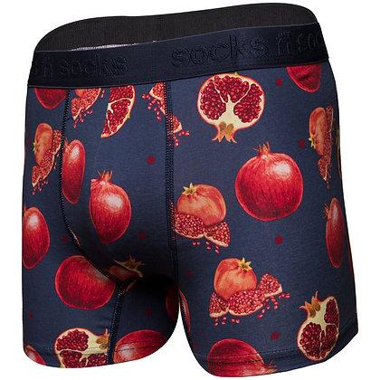 Men's Pomegranate Boxer Brief