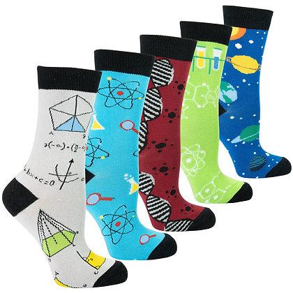 Women's Nerd Socks Set