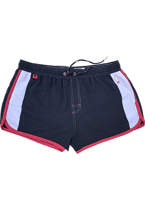 Cloud Quick Dry UV Protection Perfect Fit Black Beach Shorts