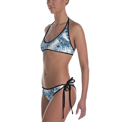 Find Your Coast Reversible Swimwear Florida Floral Bikini