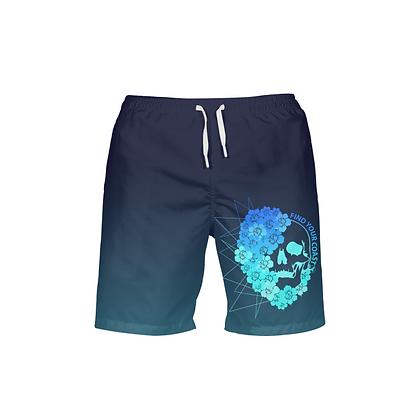 Men's FYC Ocean Outlaw Beach Shorts UPF 40+ W/Lining