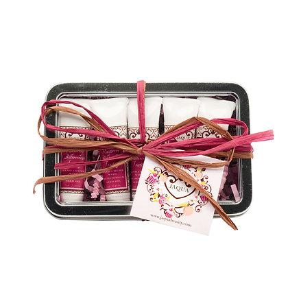 Raspberry Buttercream Frosting Sweet Mini Hand Creme Gift Set