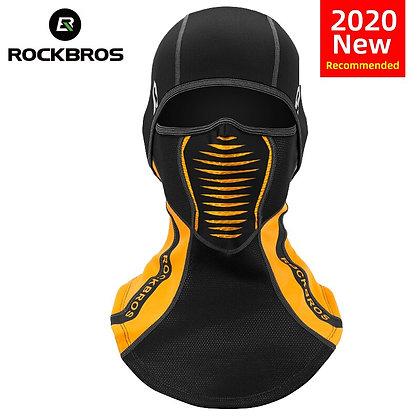 ROCKBROS Winter Thermal Fleece Full Face Balaclava Mask