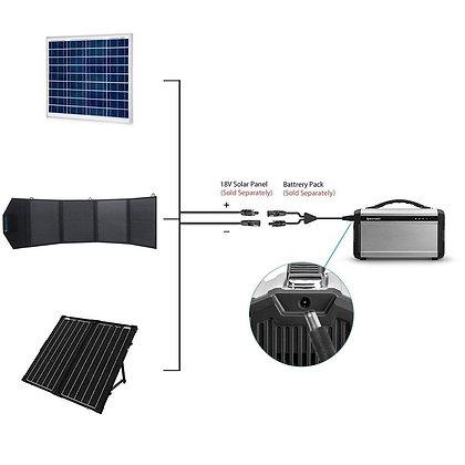 ACOPOWER 220wh Solar Generator MC4 Adapter
