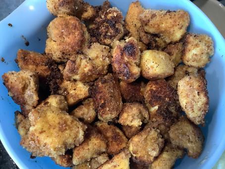 Nuggets de poulets de Chantecaille !