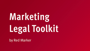 Transform your marketing compliance process With our Marketing Legal Toolkit!