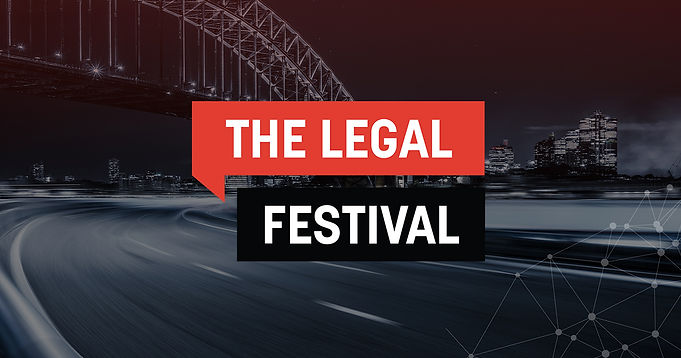 See Red Marker at the Legal Innovation & Tech Festival