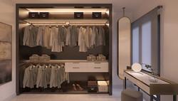 S walk in wardrobe