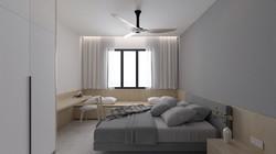 S small bedroom