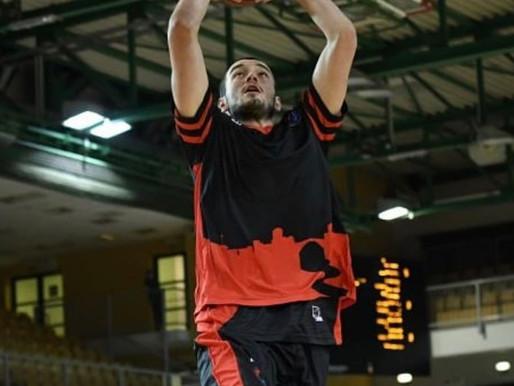 Der starke Mann unter dem Korb kommt aus Bosnien - Denis Milinovic neuer Towers Center!