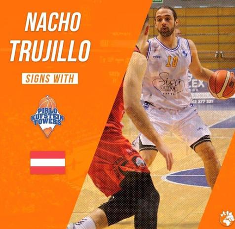 Neuer Spielmacher für die Pirlo Towers - Bienvenidos Nacho Trujillo!