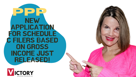 Schedule C? Your PPP calculation just got SIGNIFICANTLY better!
