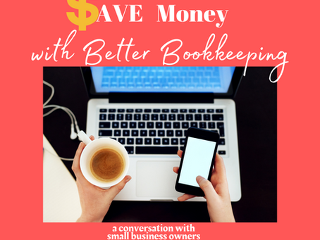 Avoiding an Oil Change & How Bookkeeping will actually SAVE $ Money $ for your Business