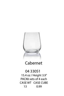 Carbernet Steamless